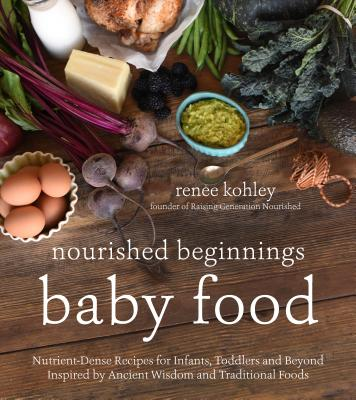 Nourished Beginnings Baby Food Cover