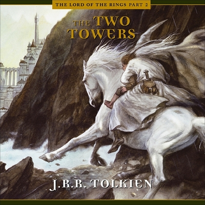 Cover for The Two Towers (Lord of the Rings Trilogy #2)