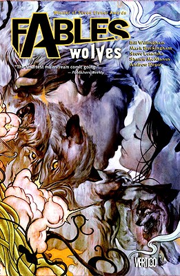Cover for Fables Vol. 8