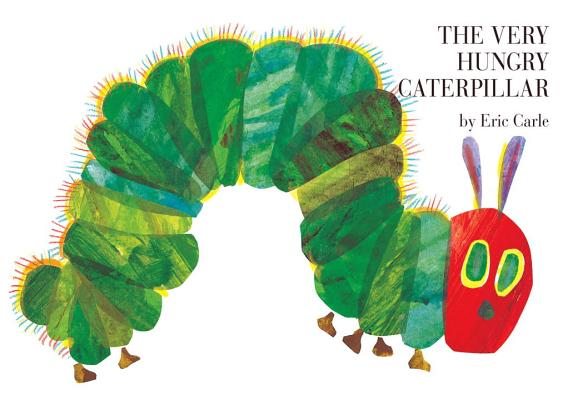 The Very Hungry Caterpillar Cover Image