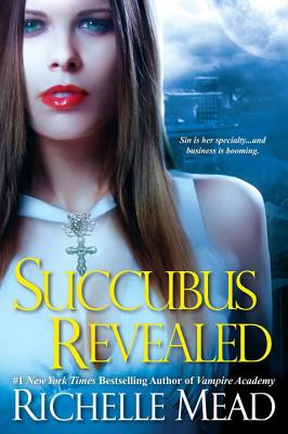 Succubus Revealed Cover