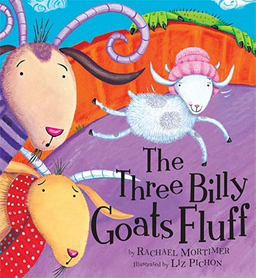 The Three Billy Goats Fluff Cover