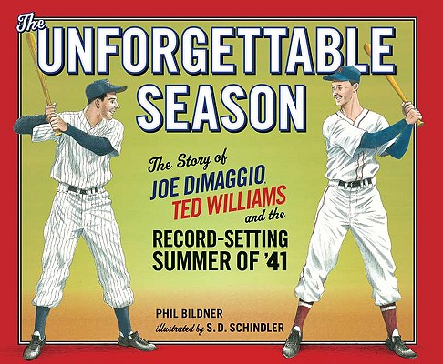 The Unforgettable Season Cover