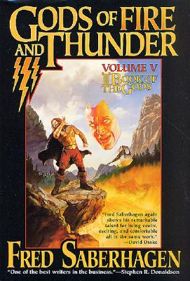 Gods of Fire and Thunder Cover