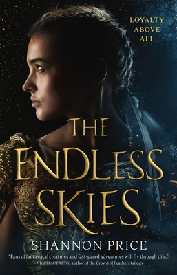 Cover for The Endless Skies