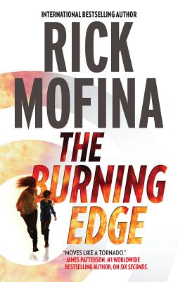 The Burning Edge Cover