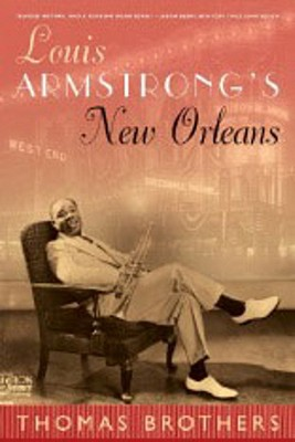 Louis Armstrong's New Orleans Cover
