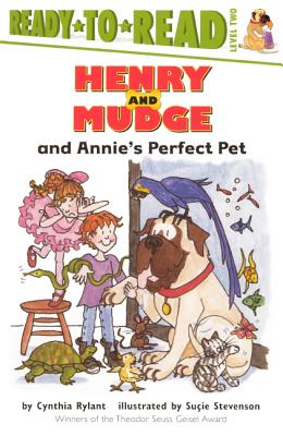 Henry and Mudge and Annie's Perfect Pet (Henry & Mudge Books (Simon & Schuster) #12) Cover Image