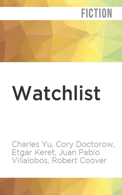 Watchlist: 32 Short Stories by Persons of Interest Cover Image