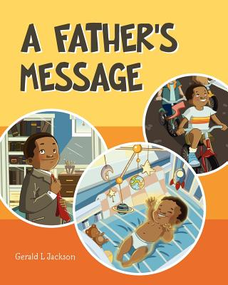 A Father's Message Cover