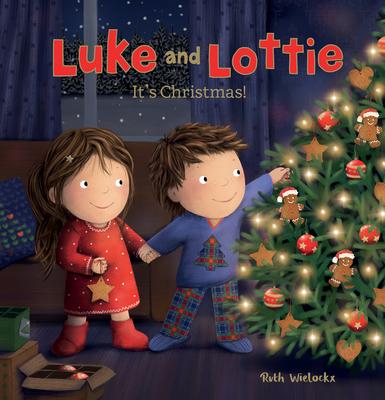 Cover for Luke and Lottie