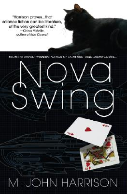 Nova Swing: A Novel (Kefahuchi Tract #2) Cover Image