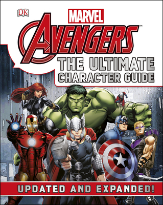 Marvel The Avengers: The Ultimate Character Guide Cover Image