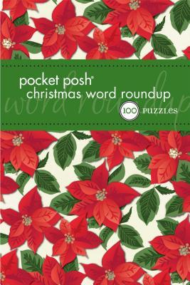 Pocket Posh Christmas Word Roundup 3: 100 Puzzles Cover Image