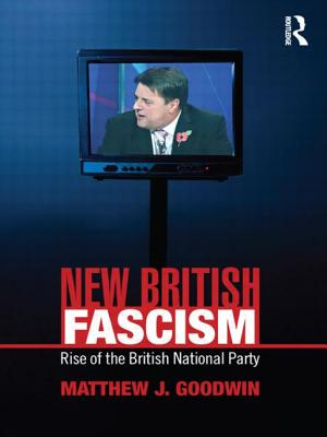 New British Fascism: Rise of the British National Party (Extremism and Democracy) Cover Image