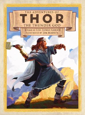 The Adventures of Thor the Thunder God Cover