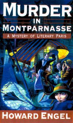 Murder in Montparnasse Cover