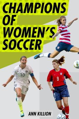 Cover for Champions of Women's Soccer