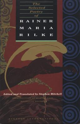 The Selected Poetry of Rainer Maria Rilke Cover