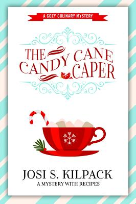The Candy Cane Caper, Volume 13 Cover Image