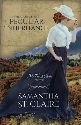 Cover for The Case of the Peculiar Inheritance