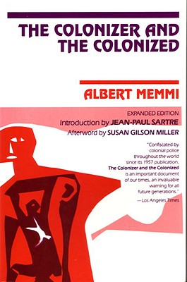 The Colonizer and the Colonized Cover Image