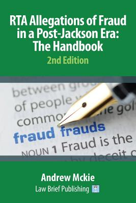 Rta Allegations of Fraud in a Post-Jackson Era: The Handbook Cover Image