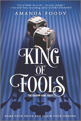 King of Fools (Shadow Game #2) Cover Image