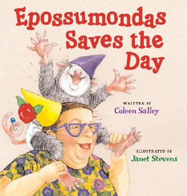 Epossumondas Saves the Day Cover Image