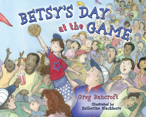 Betsy's Day at the Game Cover