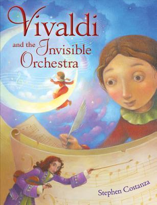 Vivaldi and the Invisible Orchestra Cover