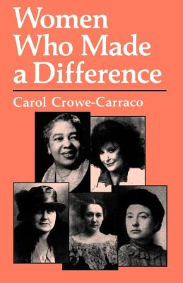 Cover for Women Who Made a Difference (New Books for New Readers)