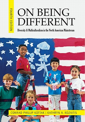 On Being Different: Diversity and Multiculturalism in the North American Mainstream Cover Image