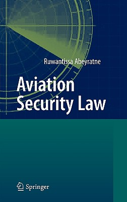 Aviation Security Law Cover Image
