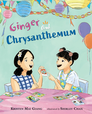 Cover for Ginger and Chrysanthemum