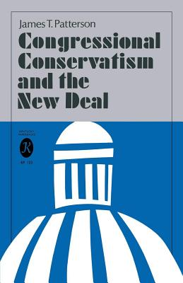 Congressional Conservatism and the New Deal Cover Image