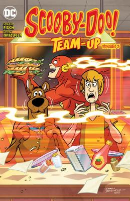 Scooby-Doo Team-Up Vol. 3 Cover Image