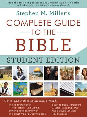 The Complete Guide to the Bible--Student Edition: Gotta-Know Details on God's Word Cover Image