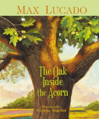 The Oak Inside the Acorn Cover