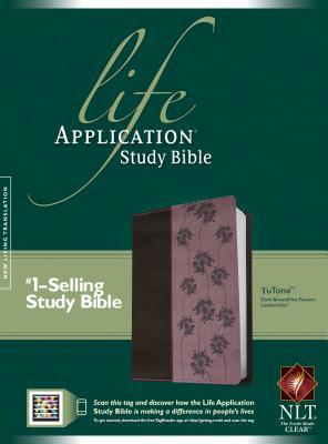 Life Application Study Bible-NLT Cover Image