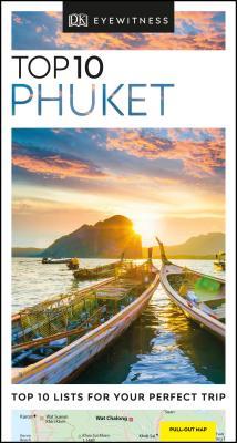 DK Eyewitness Top 10 Phuket (Pocket Travel Guide) Cover Image