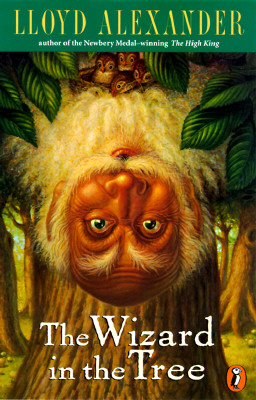 Cover for The Wizard in the Tree