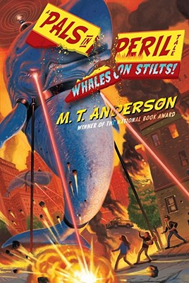 Whales on Stilts! Cover