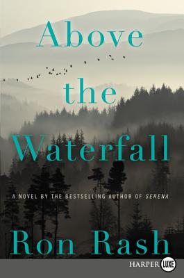 Above the Waterfall: A Novel Cover Image