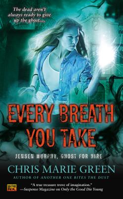 Every Breath You Take (Jensen Murphy #3) Cover Image