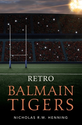 Retro Balmain Tigers Cover Image