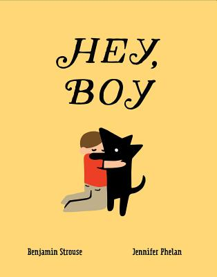 Cover for Hey, Boy
