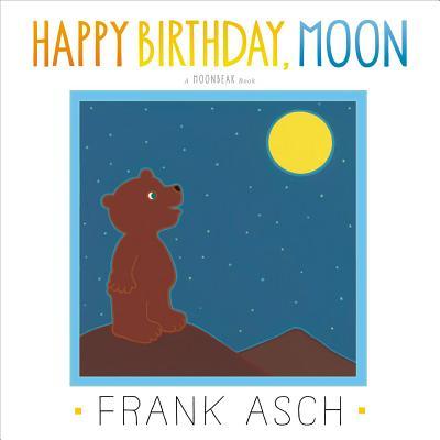 Happy Birthday, Moon (Moonbear) Cover Image