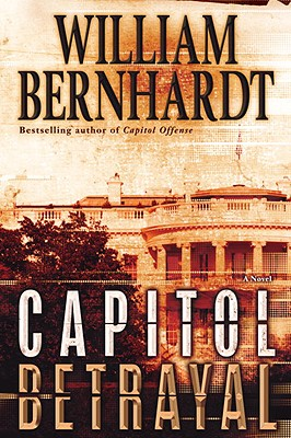Capitol Betrayal Cover