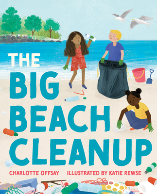 The Big Beach Cleanup Cover Image